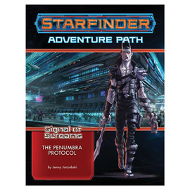 Starfinder: Adventure Path: Signal of Screams 2: The Penumbra Protocol
