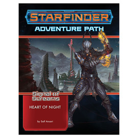Starfinder: Adventure Path: Signal of Screams 3: Heart of Night