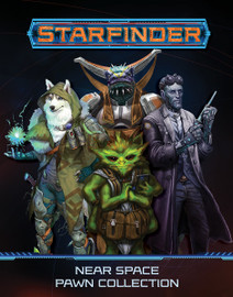 Starfinder: Pawns: Near Space Pawn Collection