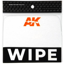 AK Interactive Wet Palette Replacement Wipe
