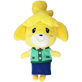 Isabelle / Shizue 8-inch Plush Animal Crossing New Leaf
