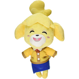 Smiling Isabelle / Shizue 8-inch Plush Animal Crossing New Leaf