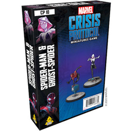 Marvel: Crisis Protocol: Spider-Man & Ghost-Spider