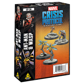 Marvel Crisis Protocol: Ant-Man & Wasp