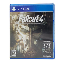 Pre-Owned: PS4: Fallout 4