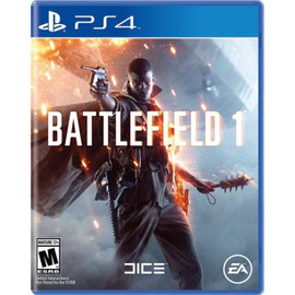 Pre-Owned: PS4: Battlefield 1