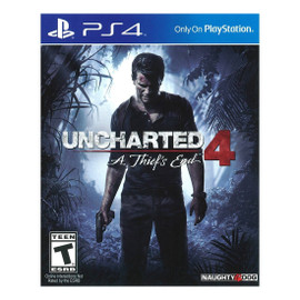 Pre-Owned: PS4: Uncharted 4: A Thief's End