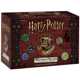 PRE-ORDER: Harry Potter: Hogwarts Battle DBG - The Charms and Potions Expansion