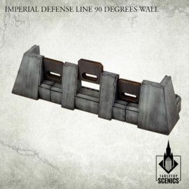 Imperial Defense Line: 90-degree Wall