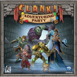Clank! Adventuring Party Expansion
