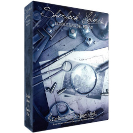 Sherlock Holmes: Consulting Detective: Carlton House & Queen's Park