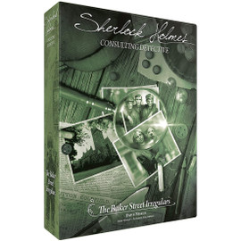 Sherlock Holmes: Consulting Detective: The Baker Street Irregulars