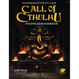 Call of Cthulhu Role-Playing Game: 7th Edition Investigator Handbook