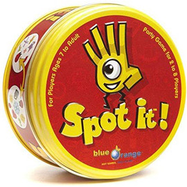 Spot It! (Packaging may vary)