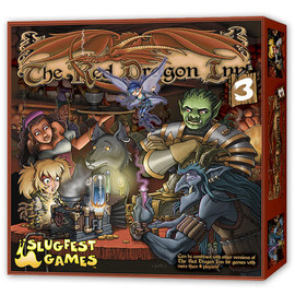 The Red Dragon Inn 3 (Stand Alone Expansion)