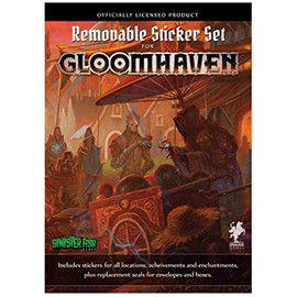 Gloomhaven: Removable Stickers