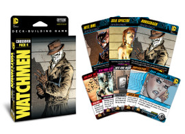DC Deck-Building Game: Crossover Pack 4: Watchmen