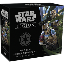 Star Wars Legion: Imperial Shoretroopers Unit Expansion