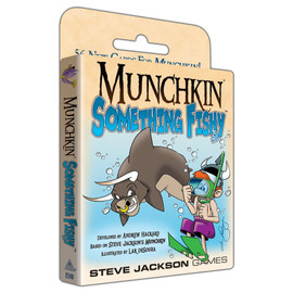 Munchkin: Something Fishy Expansion