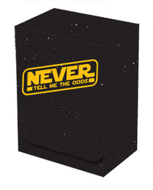 Deck Box: Star Wars - Never Tell Me The Odds