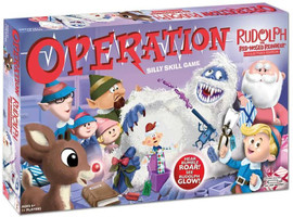Operation: Rudolph the Red-Nosed Reindeer