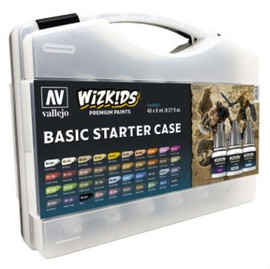 WizKids Premium Paints: Basic Starter Case