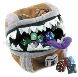 Dice Bag: Gamer Pouch: Mimic