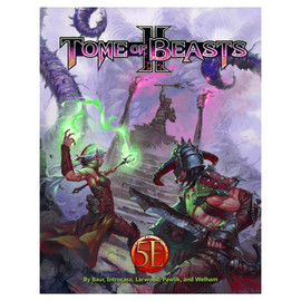 5e: Tome of Beasts 2