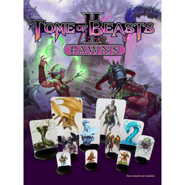 5e: Tome of Beasts 2 Pawns