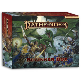 Pathfinder Second Edition RPG: Beginner Box