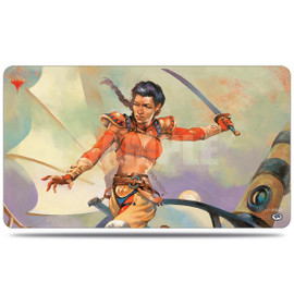 Playmat: Magic: the Gathering: Legendary Collection: Captain Sisay