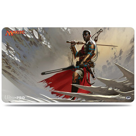 Playmat: Magic: the Gathering: Battle for Zendikar: Resolute Blademaster