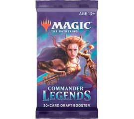 Booster Pack: Commander Legends Draft Booster