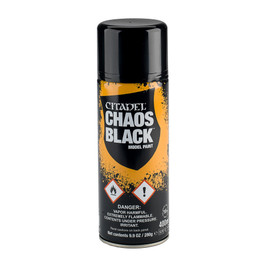 Citadel Spray: Chaos Black