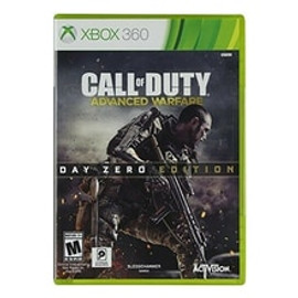Pre-Owned: XBox 360: Call of Duty: Advanced Warfare - Day Zero Edition - Complete in Original Case