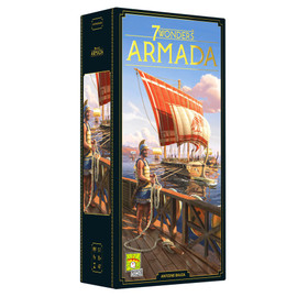 7 Wonders: Armada Expansion (New Edition)