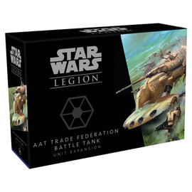 Star Wars Legion: AAT Trade Federation Battle Tank Unit Expansion