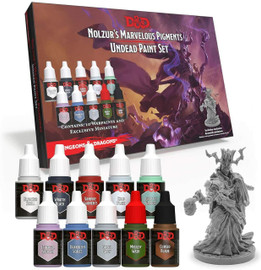 Nolzur's Marvelous Pigments: Undead Paint Set