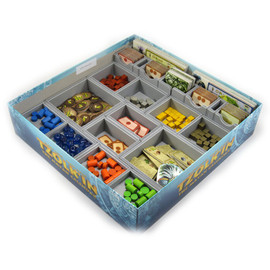 Box Insert: Tzolkin & Tribes and Prophecies Expansion