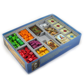Box Insert: Voyages of Marco Polo & Expansions