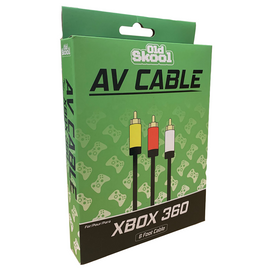 An XBox 360 replacement AV cable