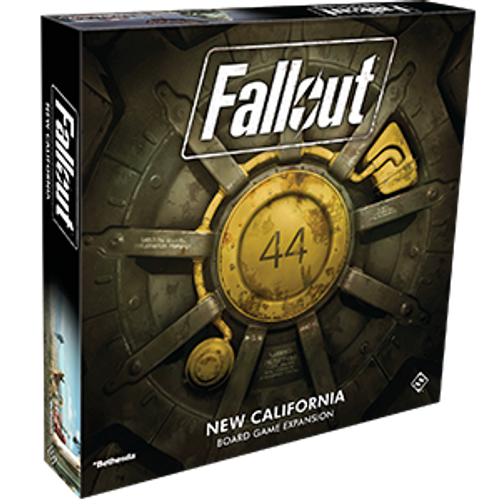 Fallout: New California Board Game Expansion