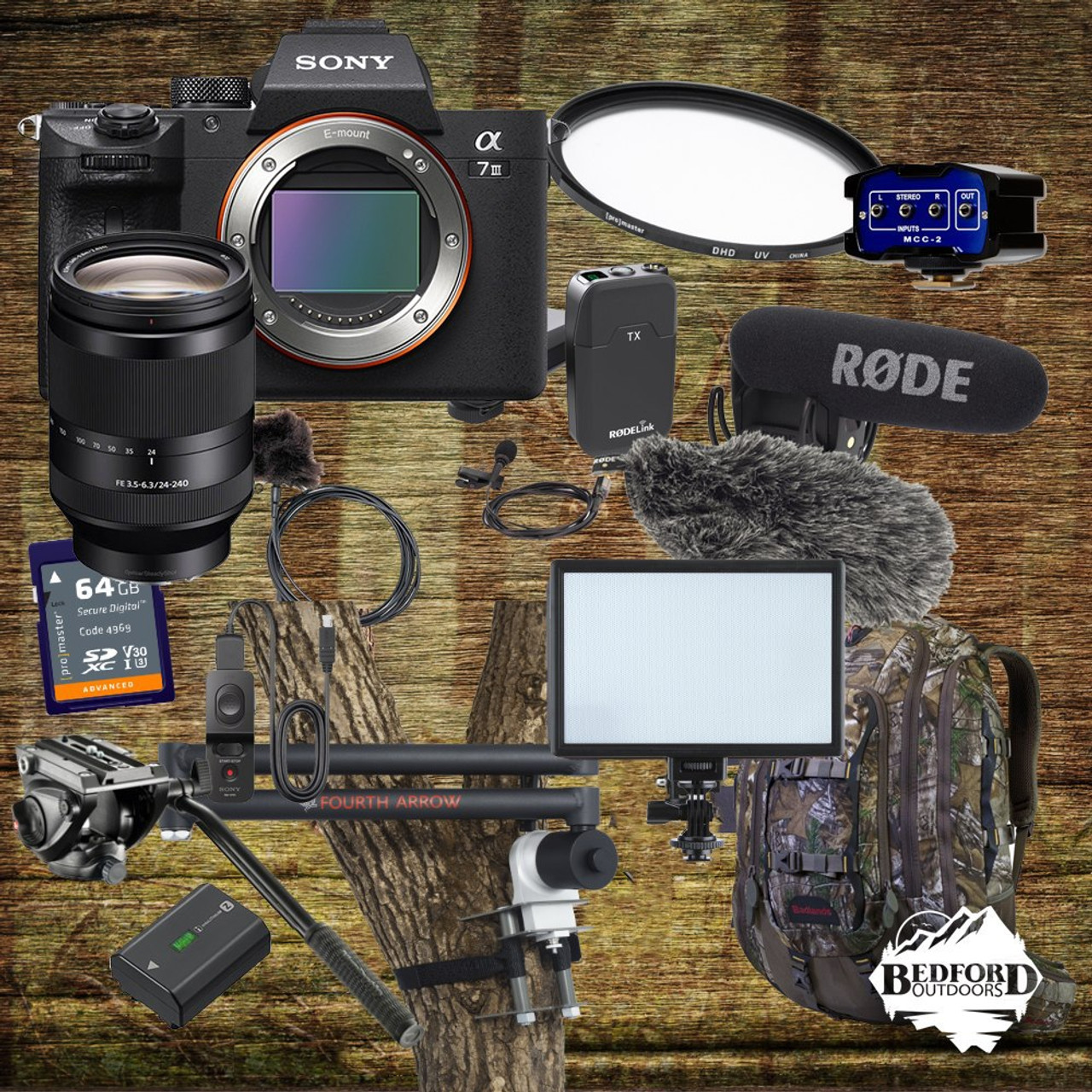 Sony A7 III Outdoor Package