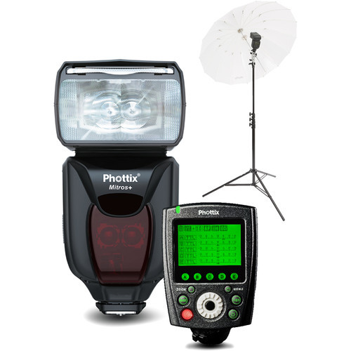 Phottix Mitros+ Portrait Anywhere 1 Kit for Nikon