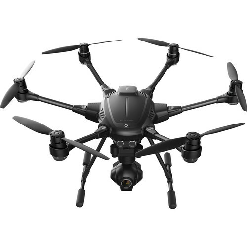 YUNEEC Typhoon H Hexacopter with the GCO3+ 4K Camera