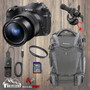 Sony RX10 Mark IV Whitetail Frenzy Hunter Package