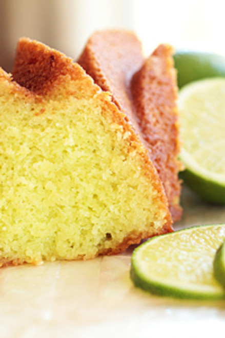 KEY LIME RUM CAKE (Out of Stock)