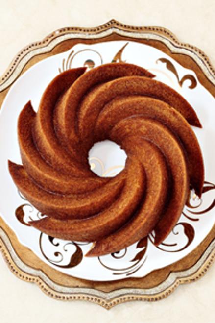 Spiced Bum's Rum Cake