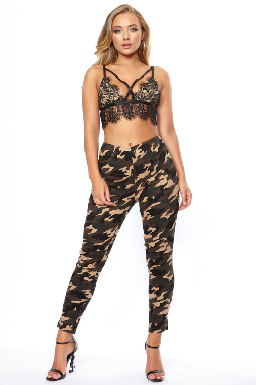 wholesale camo trouser