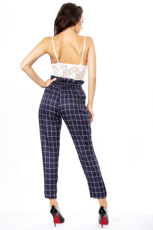 wholesale paper-bag trousers
